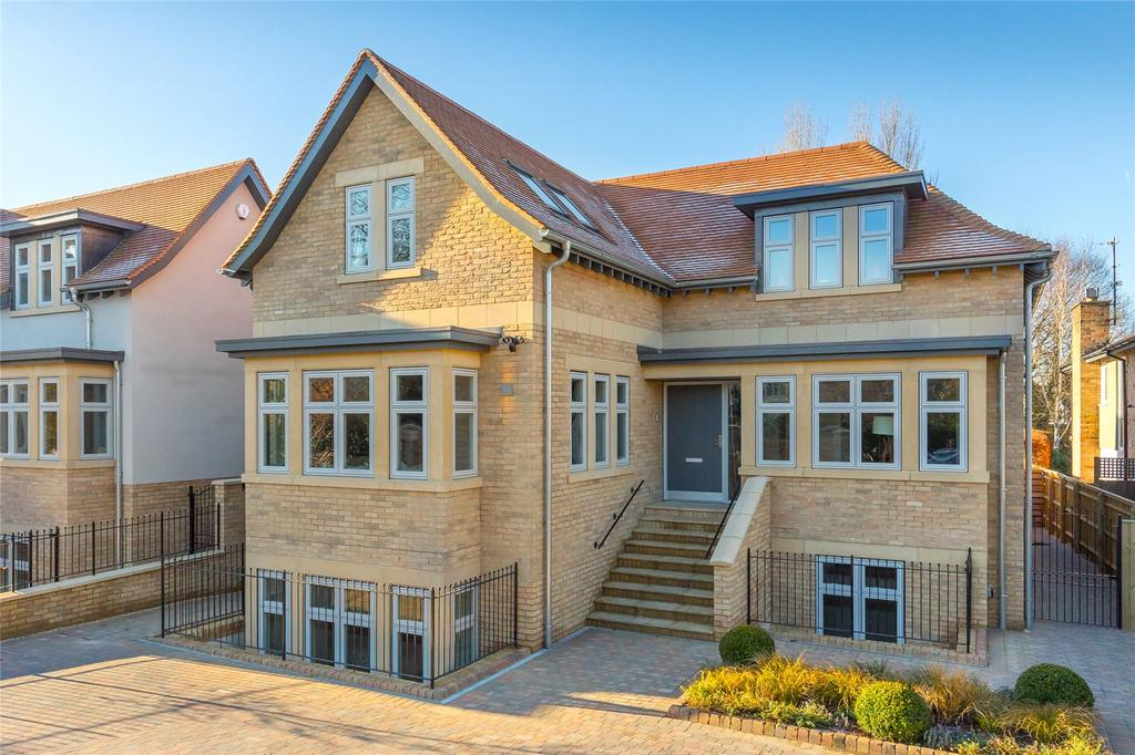 6 Bedrooms Detached House for sale in Florence House, 373 Woodstock Road, North Oxford, OX2