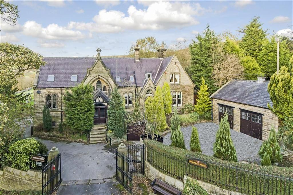 5 Bedrooms Detached House for sale in Panorama Walk, Harrogate, North Yorkshire