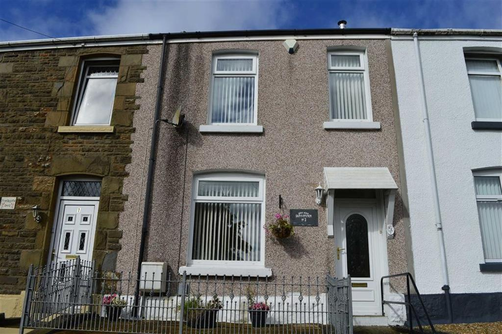 4 Bedrooms Terraced House for sale in Gelert Street, Swansea, SA5