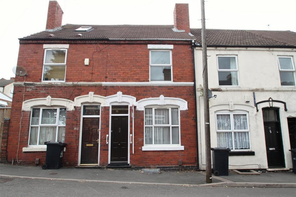 2 Bedrooms Terraced House for sale in Edward Street, DUDLEY, West Midlands