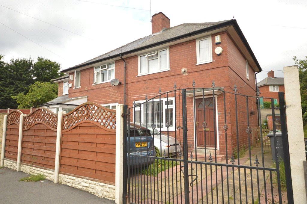 2 Bedrooms Semi Detached House for sale in Lea Farm Grove, Kirkstall, Leeds