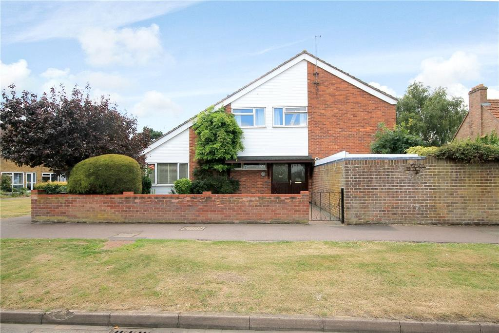 3 Bedrooms End Of Terrace House for sale in Campkin Road, Cambridge, CB4