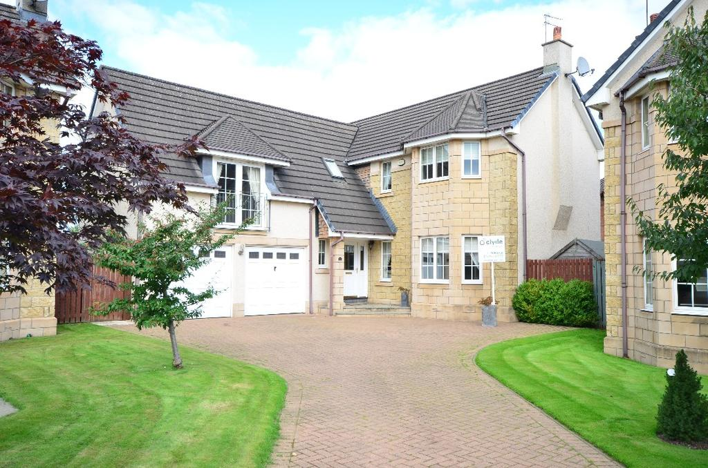5 Bedrooms Detached House for sale in Old Station Court, Bothwell, South Lanarkshire, G71 8PE