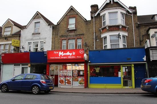 2 Bedrooms Maisonette Flat for sale in London E17