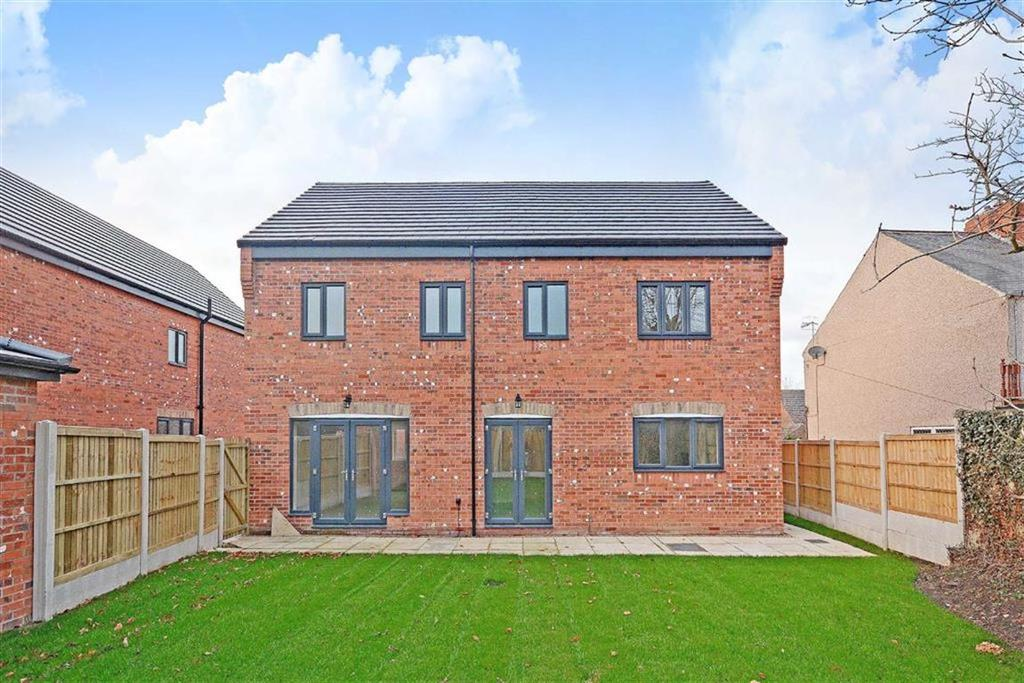 4 Bedrooms Detached House for sale in 26A, Church Road, Stanfree, Chesterfield, S44