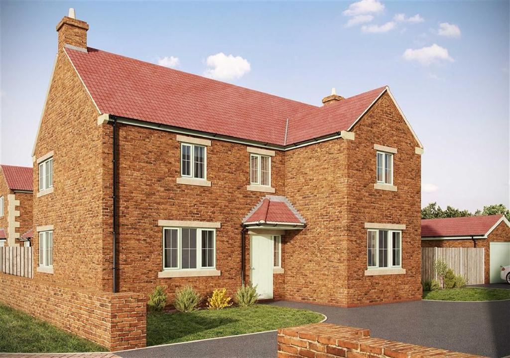 4 Bedrooms Detached House for sale in Plot C, Oak House Farm, Stanfree, Chesterfield, S44