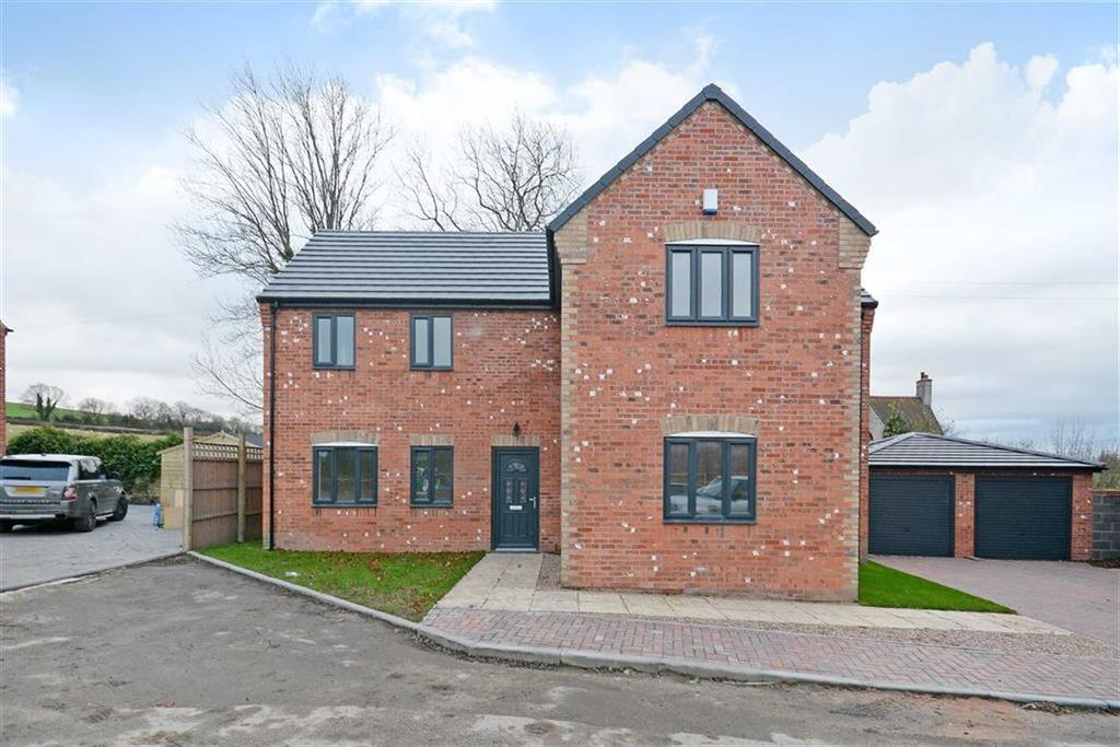4 Bedrooms Detached House for sale in 30, Church Road, Stanfree, Chesterfield, S44