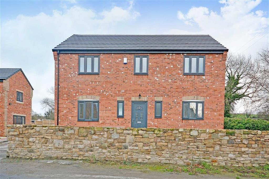4 Bedrooms Detached House for sale in 30A, Church Road, Stanfree, Chesterfield, Derbyshire, S44