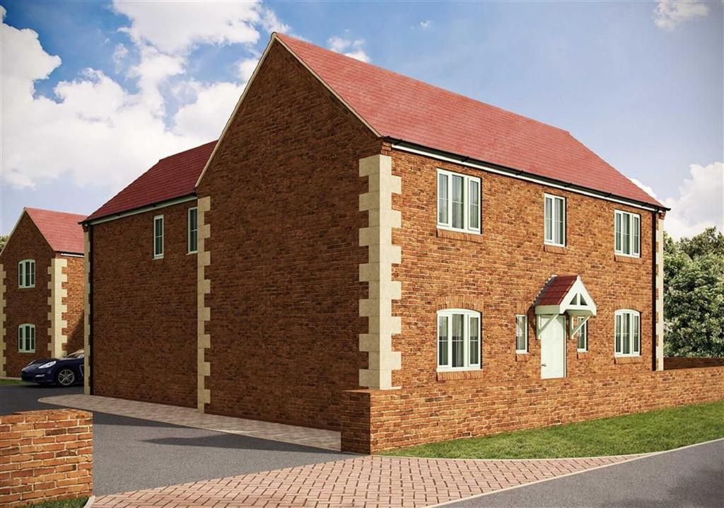 4 Bedrooms Detached House for sale in Plot B, Oak House Farm, Stanfree, Chesterfield, S44