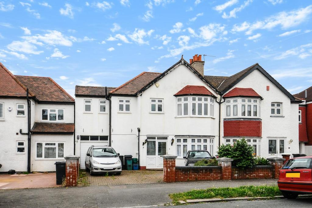 4 Bedrooms Semi Detached House for sale in Virginia Road, Thornton Heath, CR7