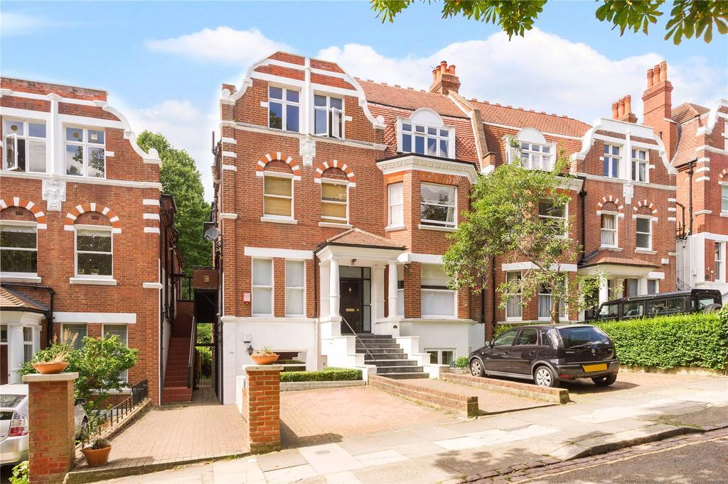 4 Bedrooms Flat for sale in Langland Gardens, Hampstead, London