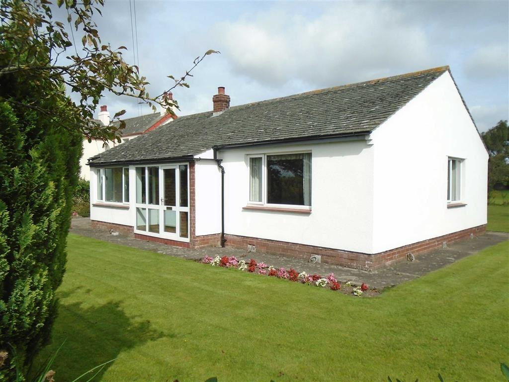 3 Bedrooms Detached Bungalow for sale in Wheyrigg, Wigton, Cumbria