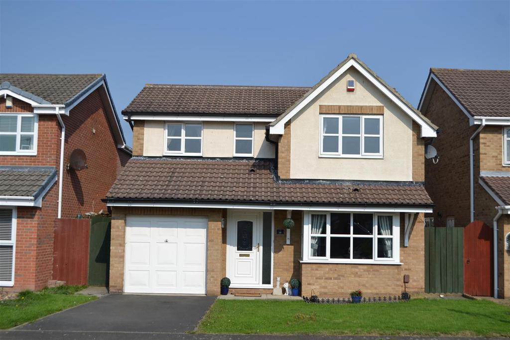4 Bedrooms Detached House for sale in Lulsgate, Fulford Grange, Sunderland