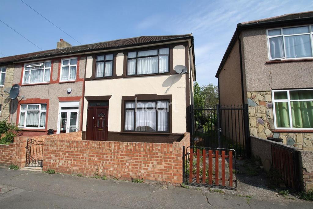 3 Bedrooms End Of Terrace House for sale in Victoria Road