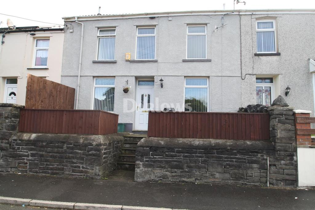 3 Bedrooms Terraced House for sale in Balaclava Road, Merthyr Tydfil