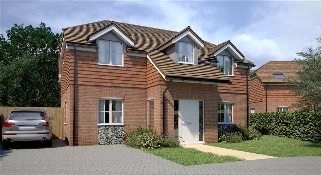 4 Bedrooms Residential Development Commercial for sale in Stockbridge Road, Timsbury, Romsey, Hampshire, SO51