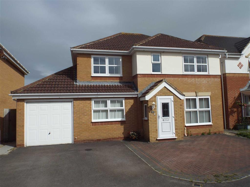 4 Bedrooms Detached House for sale in Bathurst Close, Burnham-on-Sea