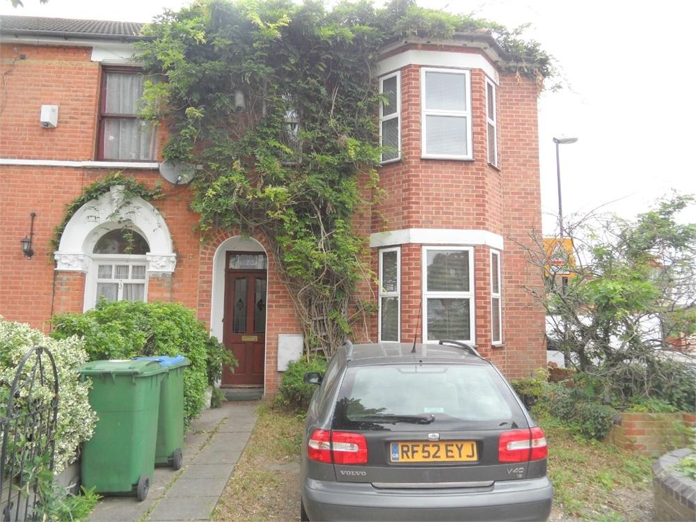 3 Bedrooms End Of Terrace House for sale in Greenvale Road, Eltham, London