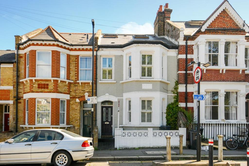 5 Bedrooms Terraced House for sale in Strathleven Road, Brixton, SW2