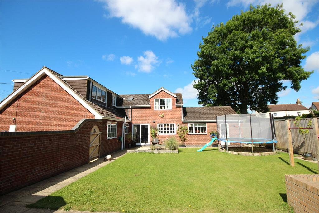5 Bedrooms Detached House for sale in Bentley Lane, Grasby, DN38