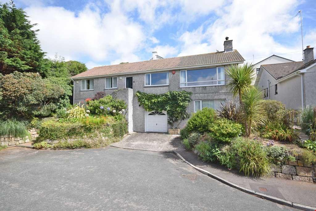 3 Bedrooms Detached House for sale in Mousehole, Penzance, West Cornwall, TR19