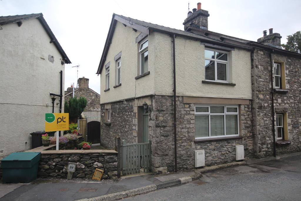 2 Bedrooms End Of Terrace House for sale in Telford Mews, Back Road, Lindale, Grange-Over-Sands