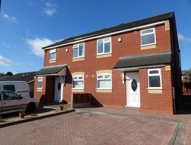 3 Bedrooms Semi Detached House for sale in Common Lane,Cannock,