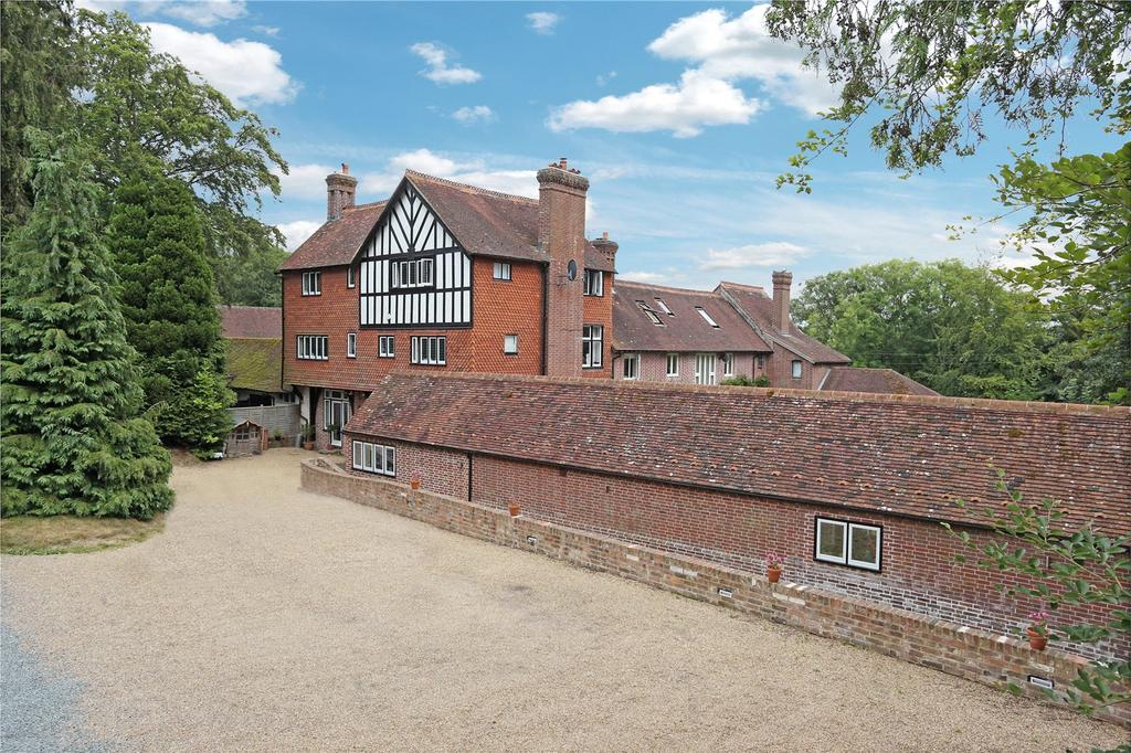 5 Bedrooms Link Detached House for sale in Leyswood, Groombridge, Tunbridge Wells, Kent, TN3