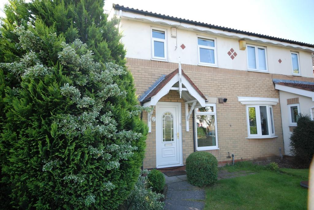 2 Bedrooms Semi Detached House for sale in Calf Close Drive, Jarrow