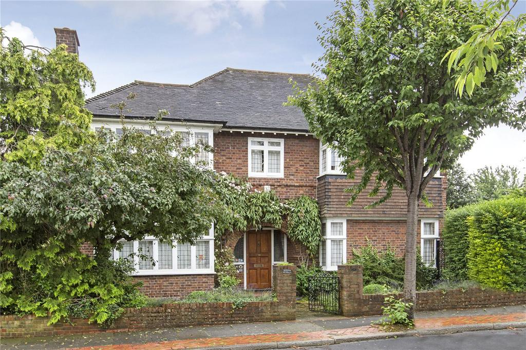 5 Bedrooms Detached House for sale in Orchard Rise, Richmond, Surrey, TW10