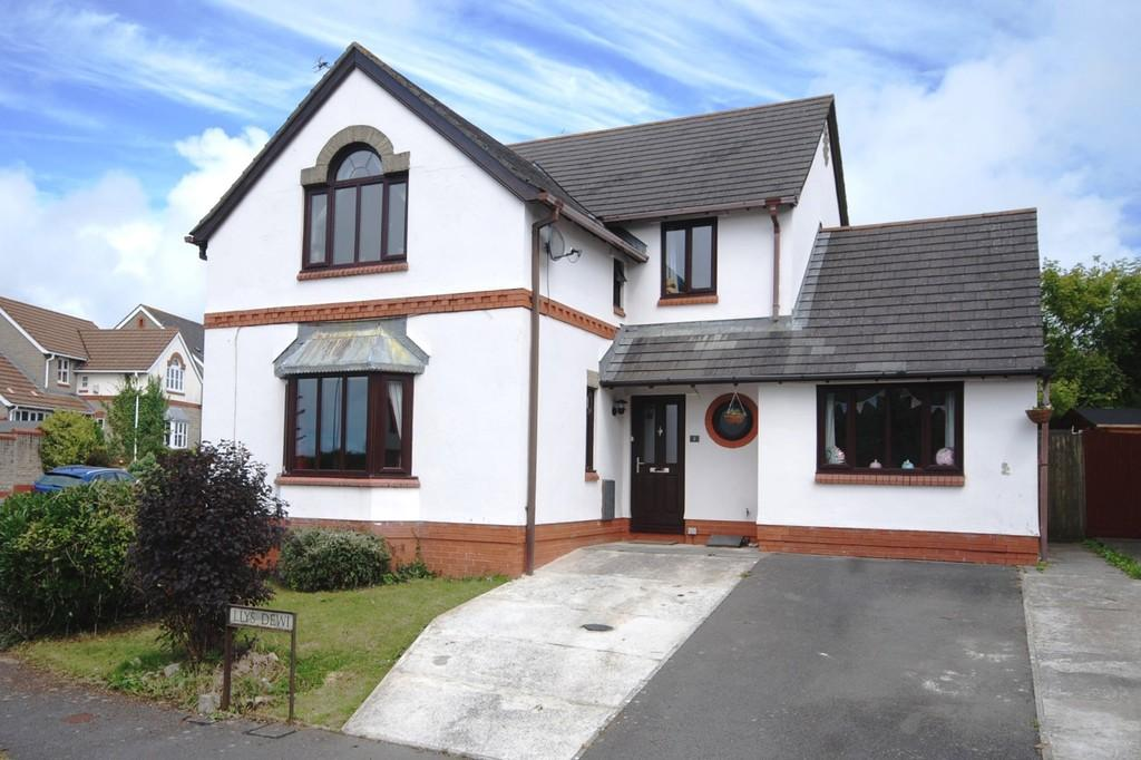 4 Bedrooms Detached House for sale in Llys Dewi, Llantwit Major, Vale of Glamorgan, CF61 2UB