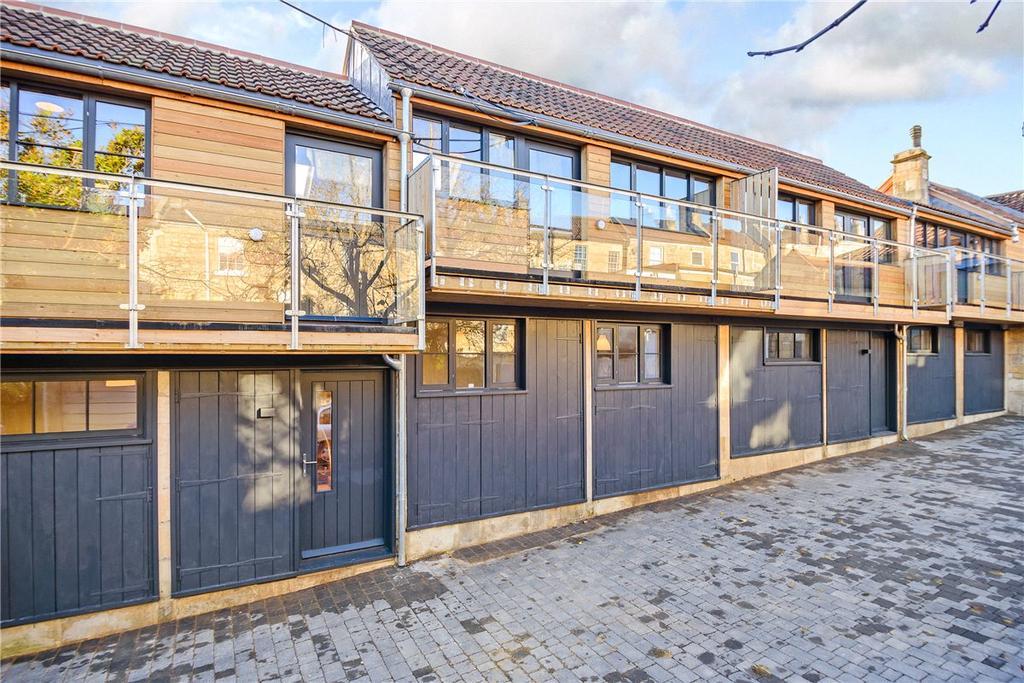 3 Bedrooms Mews House for sale in Lambridge Mews, Bath, Somerset, BA1