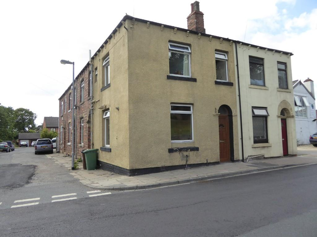 2 Bedrooms End Of Terrace House for sale in Horbury Road, Ossett