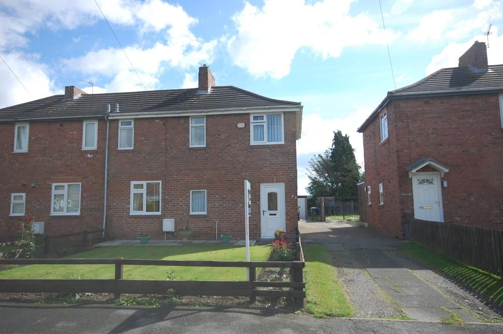 3 Bedrooms Semi Detached House for sale in Parkhouse Gardens, Sherburn Village