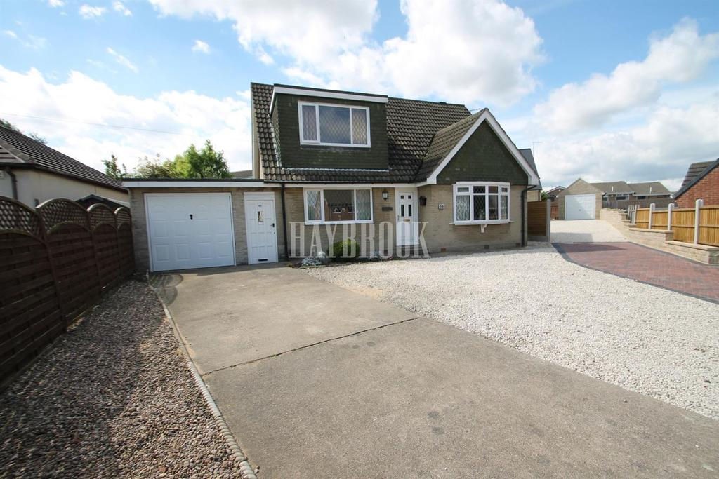 3 Bedrooms Bungalow for sale in Nethermoor Lane, Killamarsh