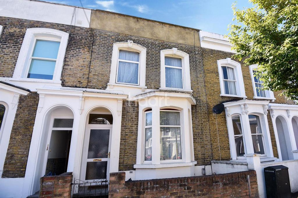 3 Bedrooms Terraced House for sale in Mordaunt Street, Stockwell, SW9