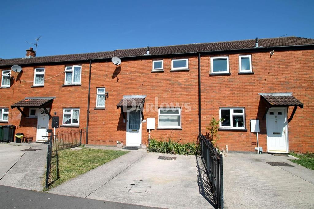 3 Bedrooms Terraced House for sale in Crumlin Drive, St Mellons, Cardiff