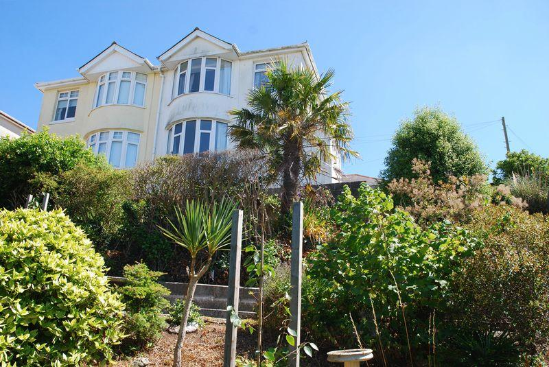 3 Bedrooms Semi Detached House for sale in Pine View Gardens, Torquay