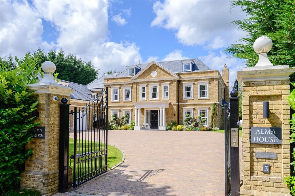 7 Bedrooms Detached House for sale in Sunning Avenue, Sunningdale, Berkshire, SL5