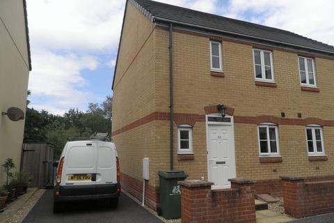 2 bedroom semi-detached house to rent - Harlseywood, Bideford