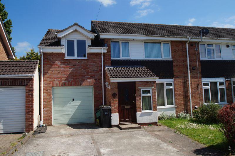 5 Bedrooms Semi Detached House for sale in Adams Close, Highbridge