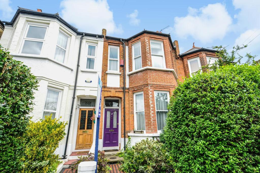 4 Bedrooms Terraced House for sale in Wolfington Road, West Norwood, SE27