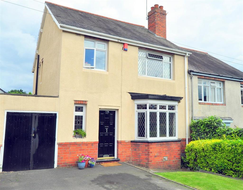 3 Bedrooms Semi Detached House for sale in Barrs Road, Cradley Heath