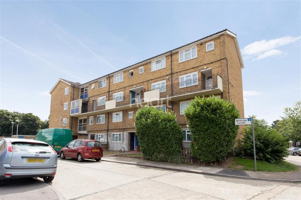 2 Bedrooms Flat for sale in South Hayes