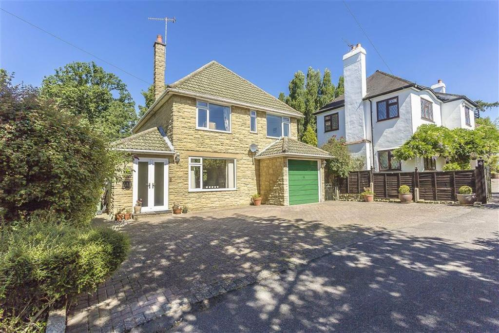 3 Bedrooms Detached House for sale in Hurst Green Close, Hurst Green, Surrey