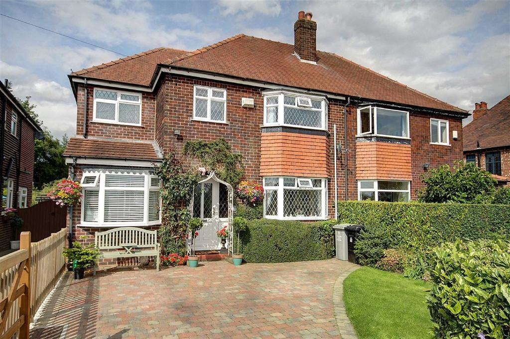 4 Bedrooms Semi Detached House for sale in Paddock Lane, Altrincham, Cheshire