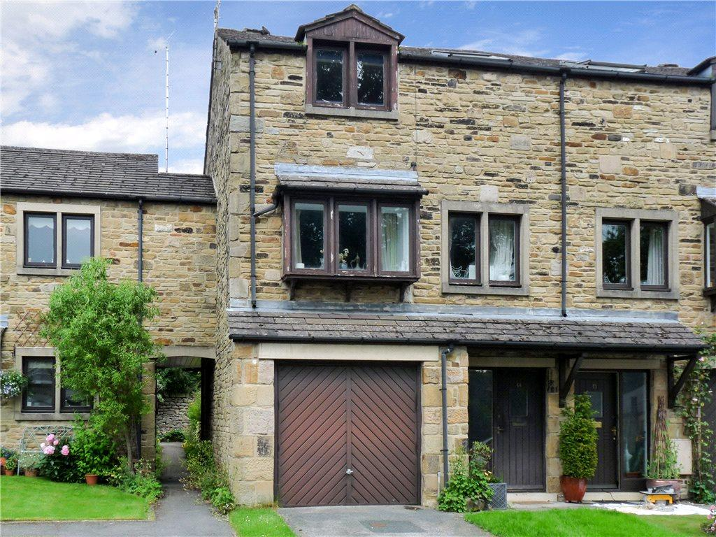 3 Bedrooms Terraced House for sale in Ivy House Gardens, Gargrave, Skipton, North Yorkshire