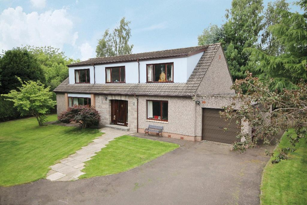 5 Bedrooms Detached House for sale in Spoutwells Avenue, Scone, Perthshire, PH2 6RP