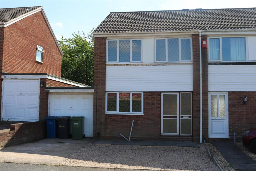 3 Bedrooms Semi Detached House for sale in Wyvern, Tamworth