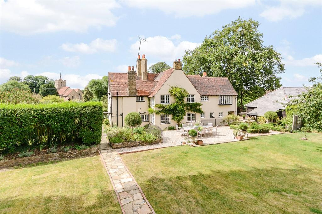 5 Bedrooms Unique Property for sale in High Street, Roydon, Essex, CM19